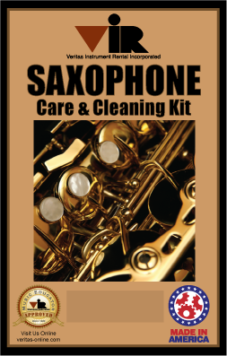 Saxophone Clean & Care Kit
