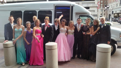 Washngton Prom at America's Center