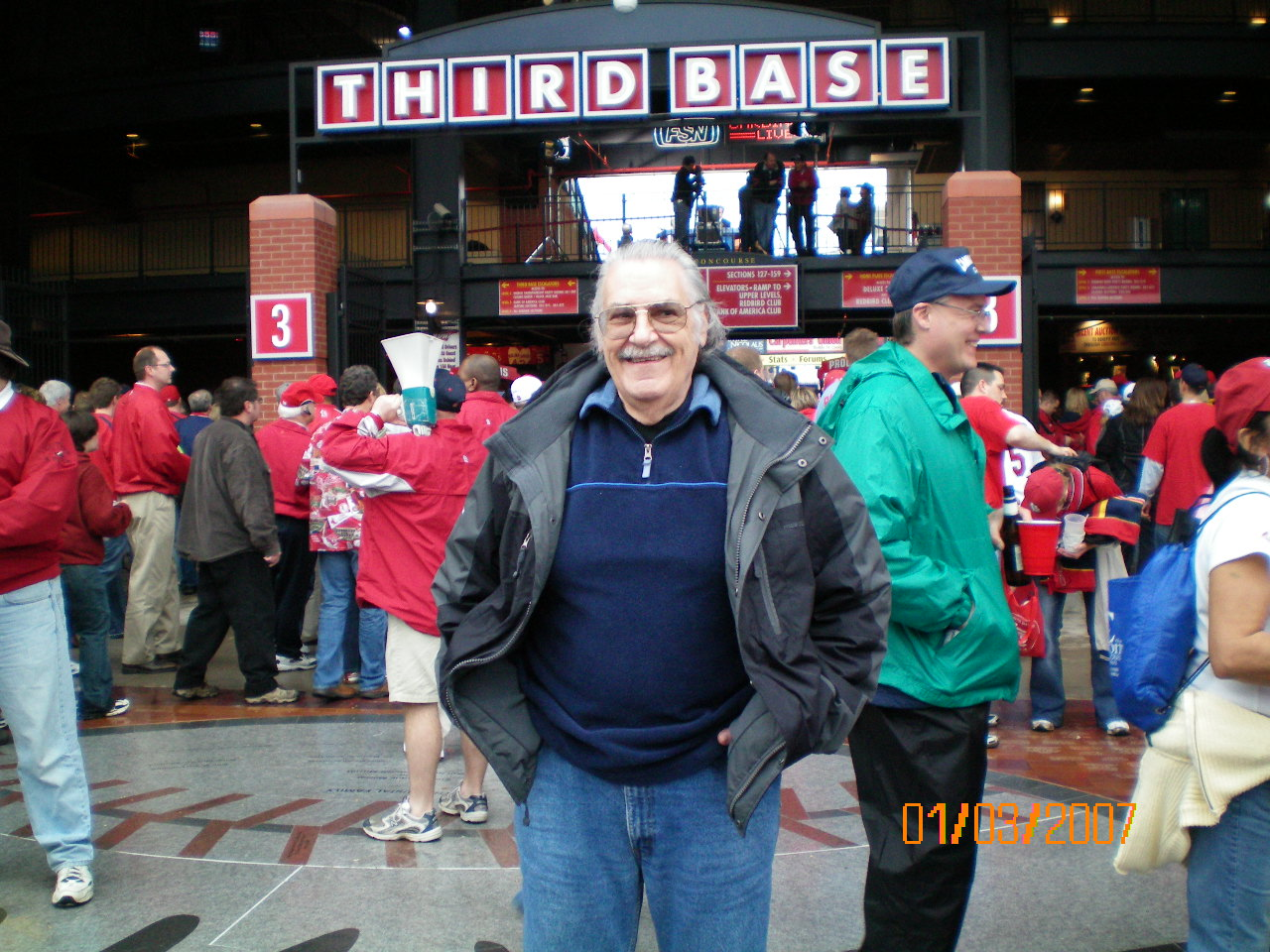 Season Ticket Holder since 1968
