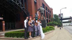 Handshy Wedding with Stan