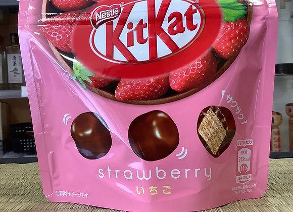 Kit Kat chocolat fraise