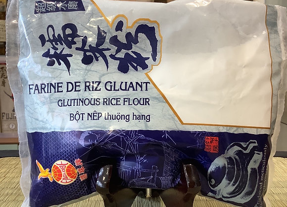 Farine de riz gluant