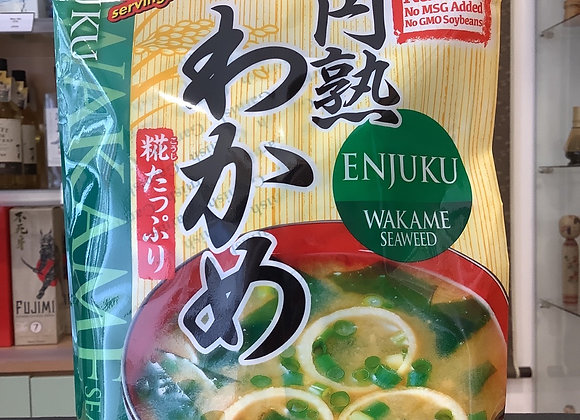 Soupe Miso Wakame