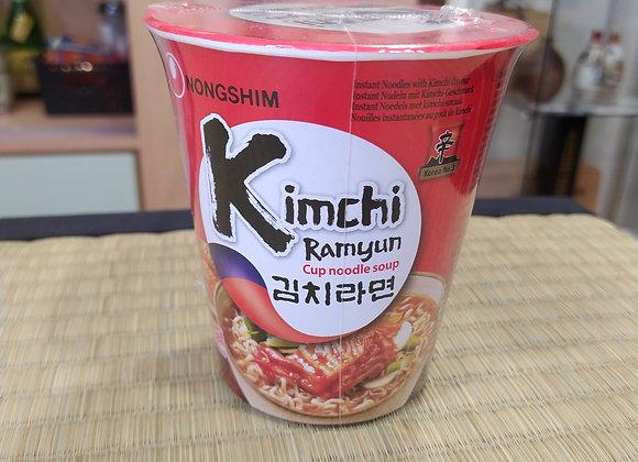 Cup noodles Kimchi Nongshim