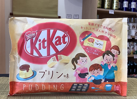 Kit Kat parfum pudding