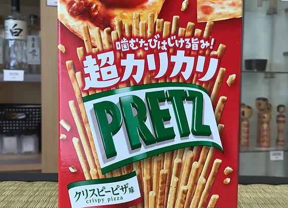 Pretz pizza