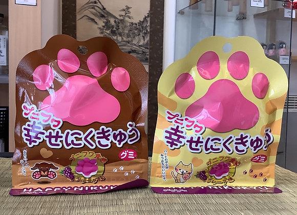 Bonbon patte de chat