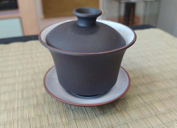 Gaiwan en terre cuite