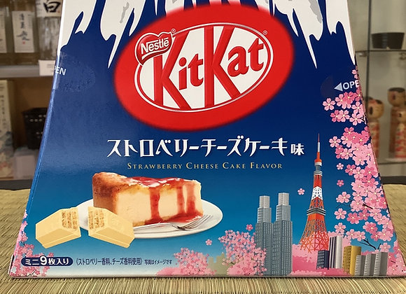 Kit Kat Fuji