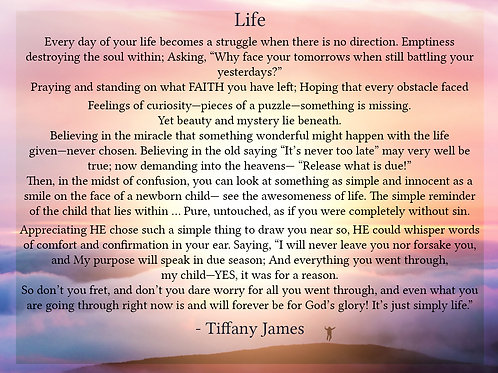 Life By Tiffany James