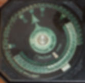 Verdigris on Weston Photronic 650 Dial