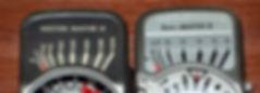 Weston Meter Scales