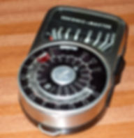 Sekonic Master Model L104 Exposure Meter