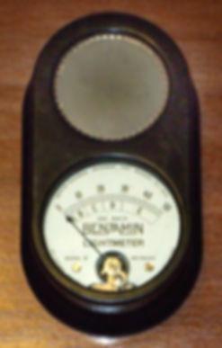 Benjamin (Weston) Light Meter