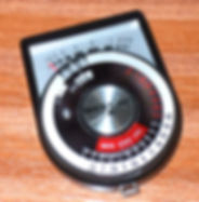 Weston XM1Exposure Meter Model 540