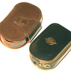 Weston Master exposure meter cases