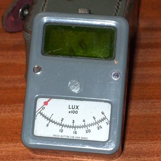 Weston Photometer Model S85 Light (Lux) Meter