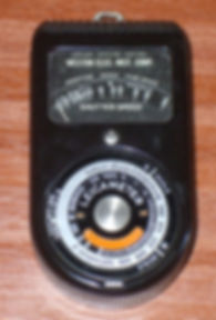 Weston Master, Exposure Meter, Leicameter, Model 715