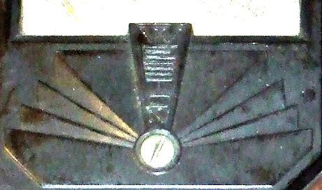 Weston Photronic 650 Fan Motif