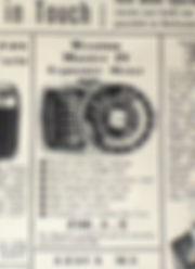 Weston Master IV, Exposure Meter, British Advertising, Amateur Photograher 1962
