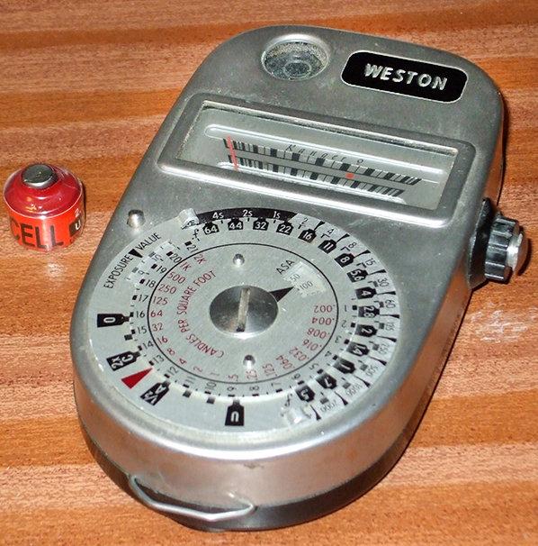 Weston Ranger 9 Exposure Meter Model 348