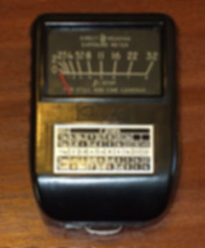 Weston 853 Direct Reading (DR) Exposure Meter