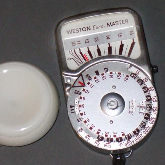Weston Euro-Master Exposur Meter
