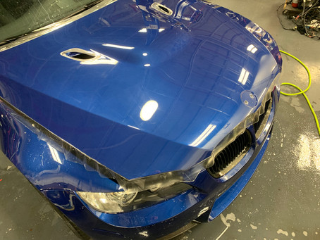 Why Use Paint Protection Film?