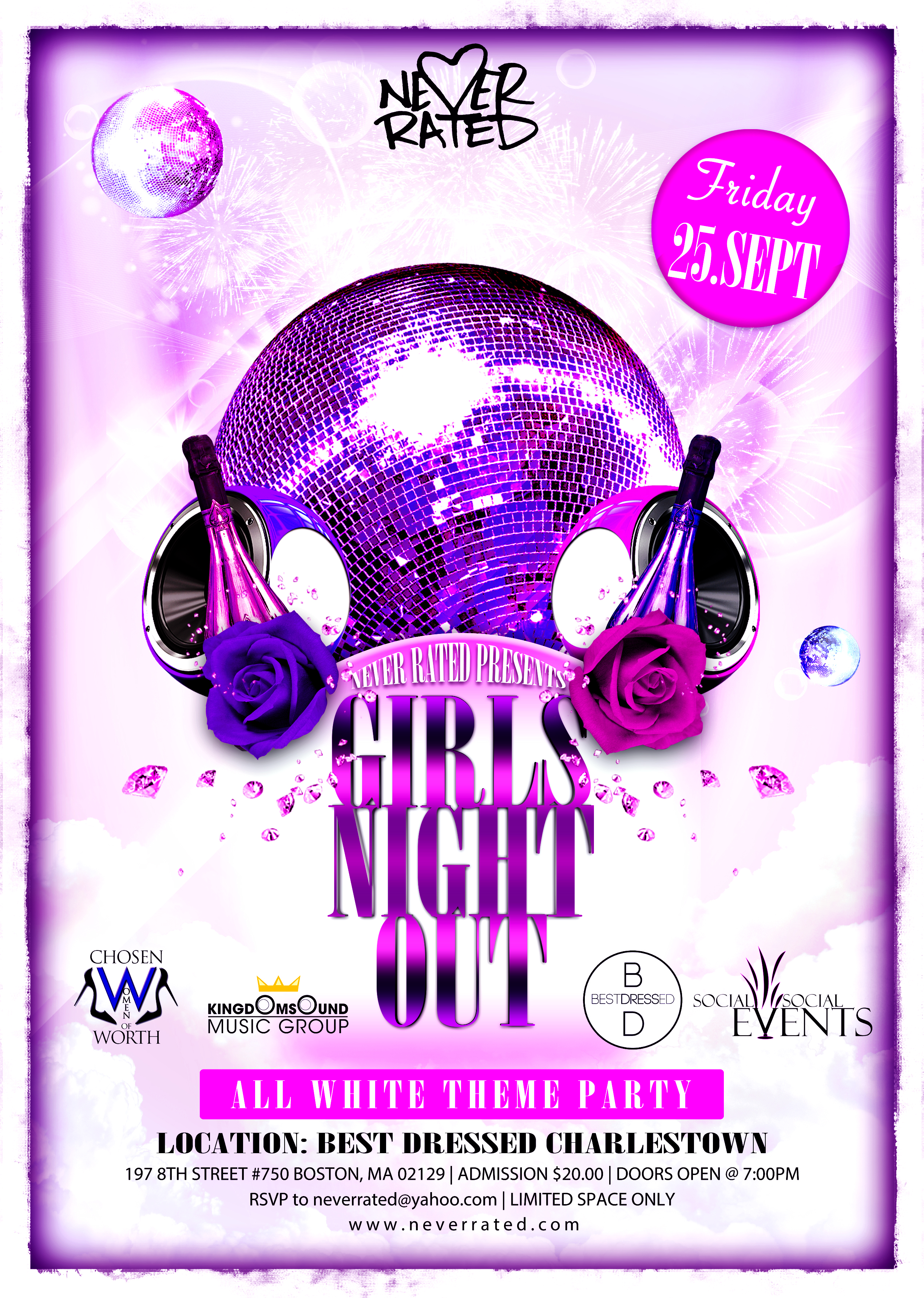 Never Rated Presents:Girls Night Out