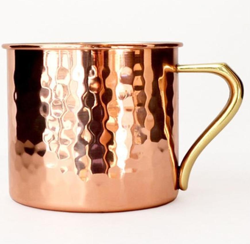 Copper Mug 008