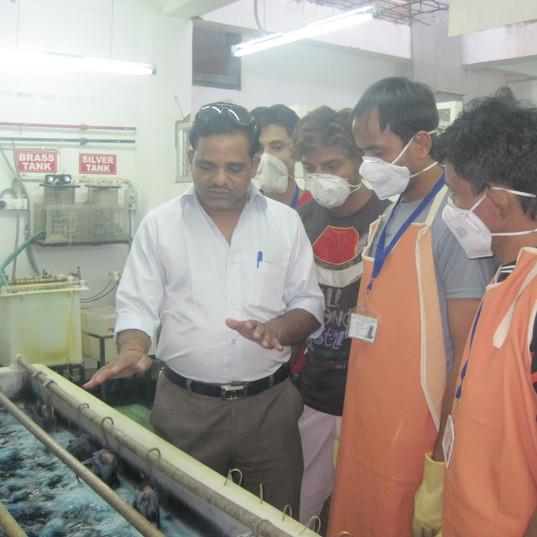 Alia Impex Overseas Factory Images