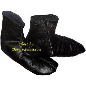 Leather Socks (Khuffain)