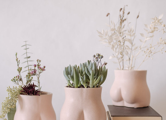 Body Planter - Bottom