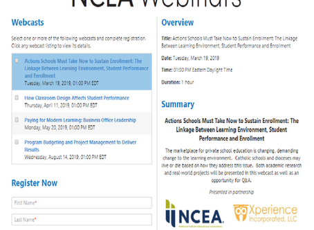 Enrollment Survival Training by NCEA