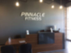 Pinnacle Fitness Front Desk