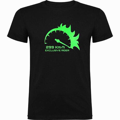 Camiseta Fluorescente Marcador