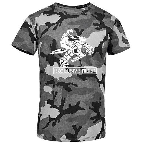 """Camiseta Camuflaje Rider """"Colores"""""""
