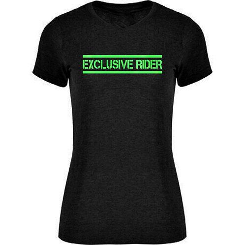 Camiseta Chica Exclusive Urban Fluorescente