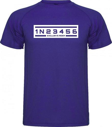 """Camiseta Contorno 1N23456 """"Colores"""""""