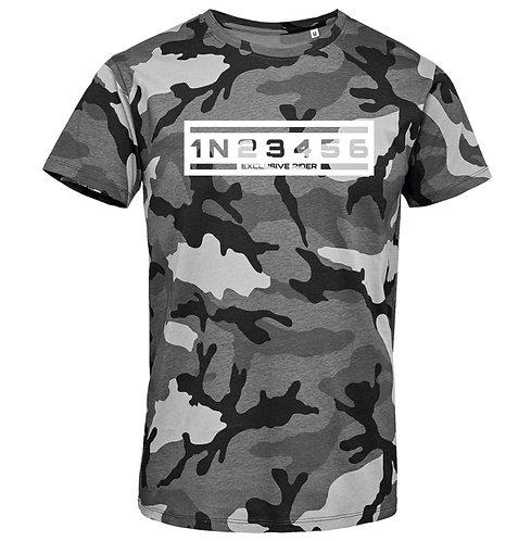 "Camiseta Camuflaje Contorno 1N23456 ""Colores"""