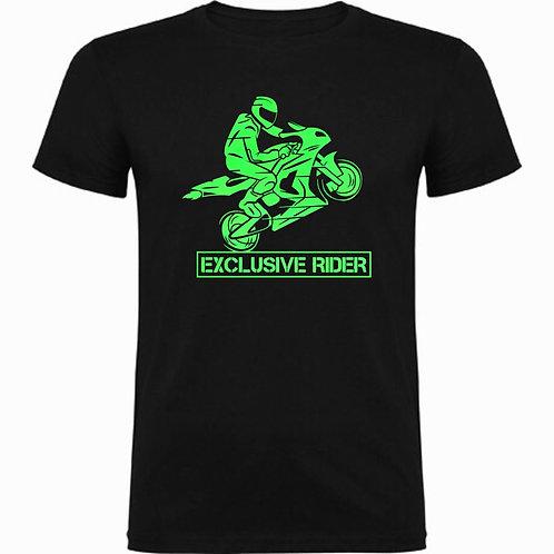 Camiseta Fluorescente Rider