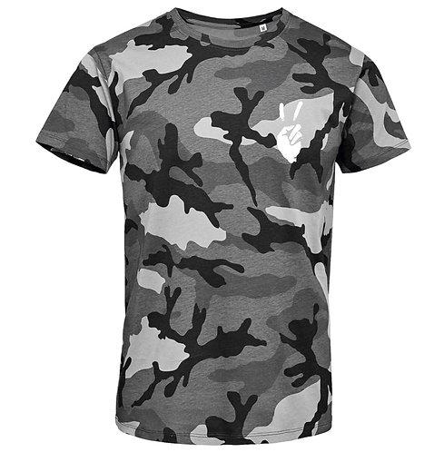 """Camiseta Camuflaje Exclusive """"Colores"""""""