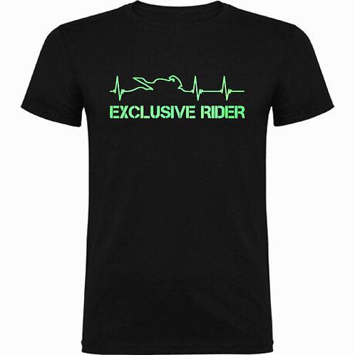 Camiseta Latidos Fluorescente