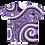 Thumbnail: Blobbo Purple Dimension Shirt