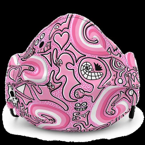 Blobbo Women's Face Mask