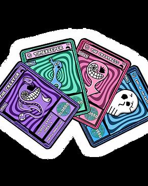 Blobbo Trading Cards Series 2