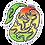 Thumbnail: Blobbo Mango Sticker