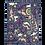 Thumbnail: Blobbo Sleepy Land Painting