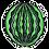 Thumbnail: Blobbo Warplemelon Sticker
