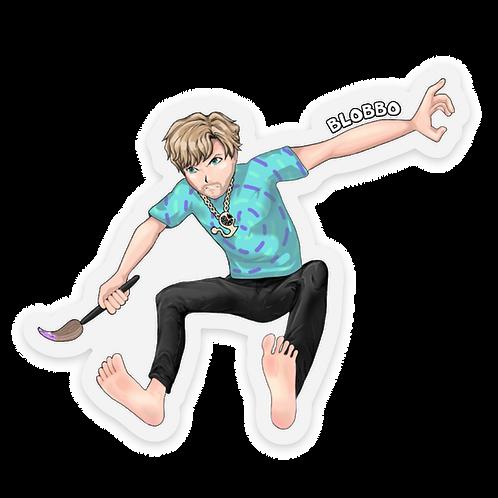 Anime Blobbo Sticker